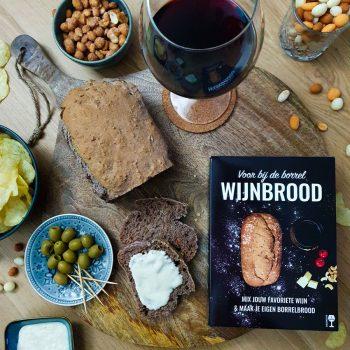 Wijnbrood pakket