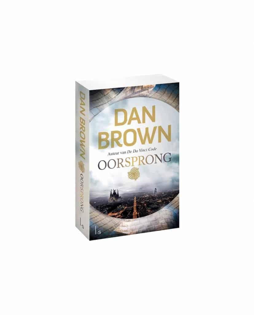 Boek Oorsprong - Dan Brown