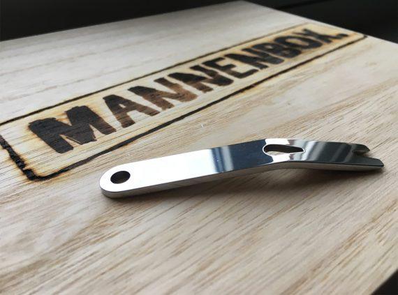 Originele verpakking voor hem Mannenbox met breekijzer