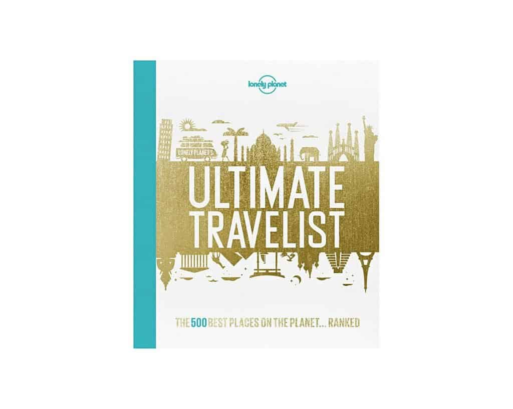 Lonly planet ultimate travelist