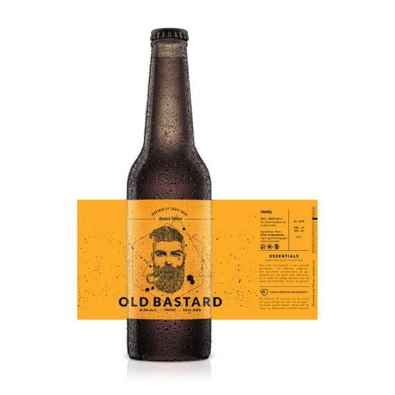 Old Basterd bier goed doel