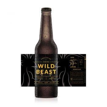 Wild beast bier goed doel