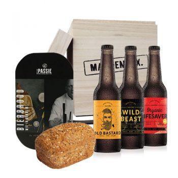 Bierbrood cadeaupakket