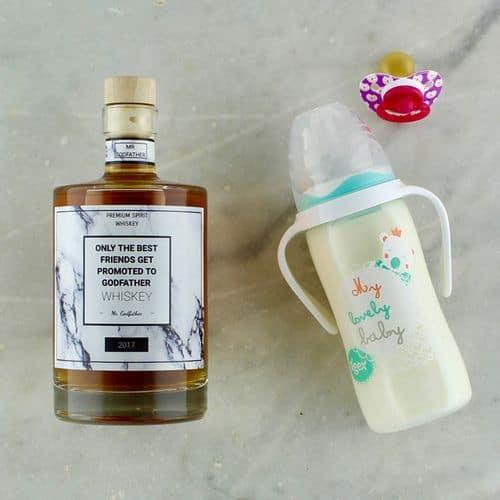 Whisky met eigen etiket