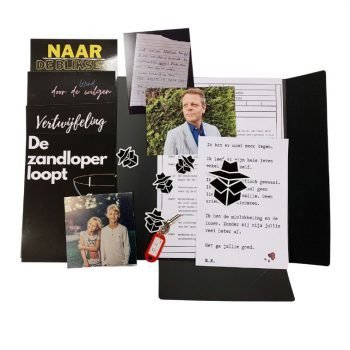 Crimibox Dossier Inkt