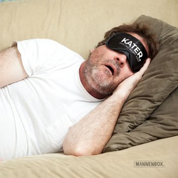 Kater slaapmasker