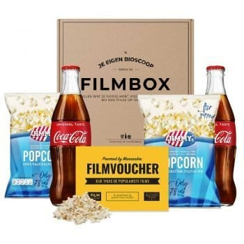 Filmpakket zonder alcohol