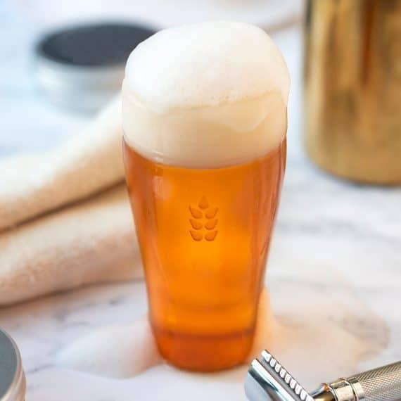 Bier zeep