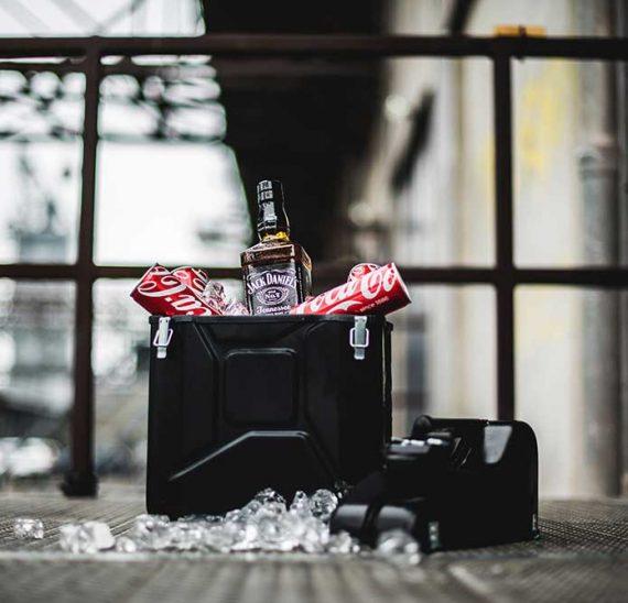 Jerrycan bier