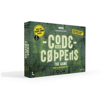 Code van Coppens spel