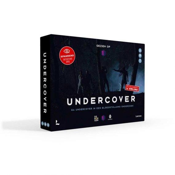 Undercover tv serie spel