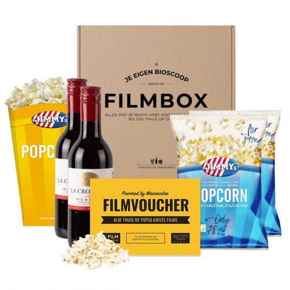 Filmpakket cadeau