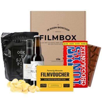 Chocolade filmpakket