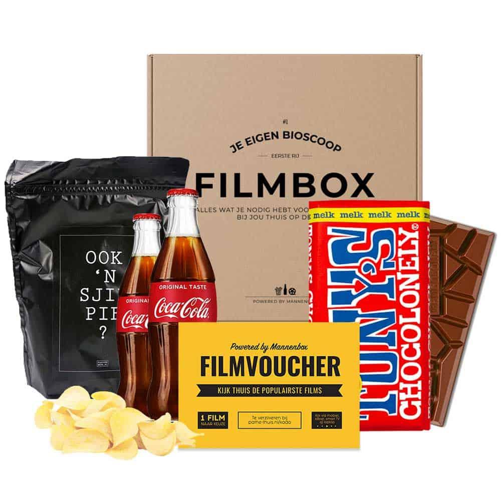 Filmpakket Tony's Chocolonely chocoladereep
