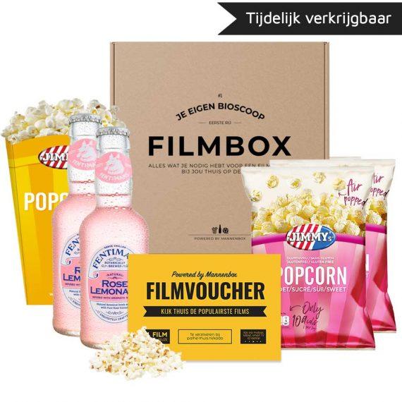 Filmpakket voor vrouwen