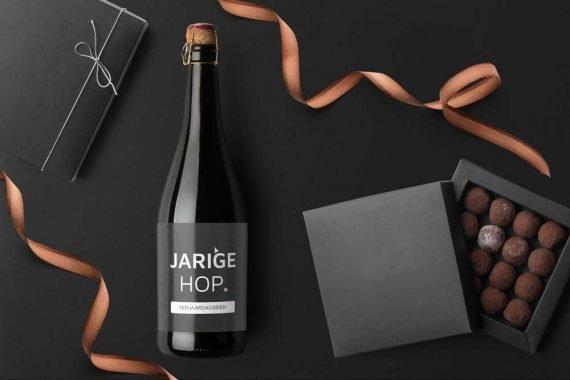 Jarige Hop verjaardagsbier