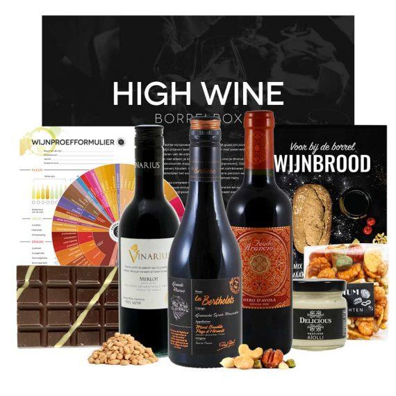 High Wine pakket
