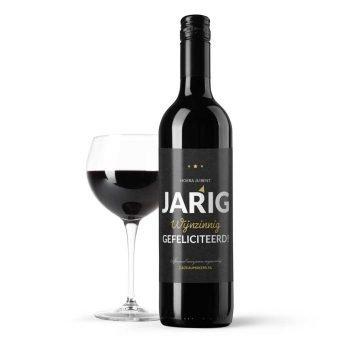 Verjaardag wijn