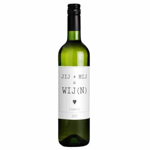 Samen wijn