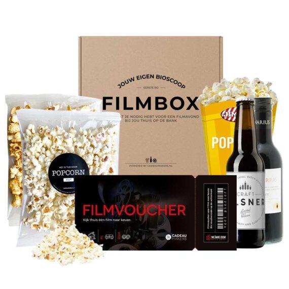 filmpakket belgie bier wijn
