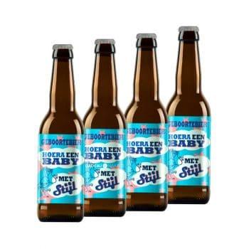 Bier kraamcadeau
