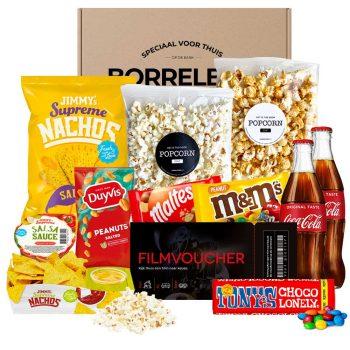 Uitgebreid filmpakket België Nederland